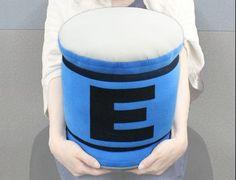 Megaman E-Can cushion