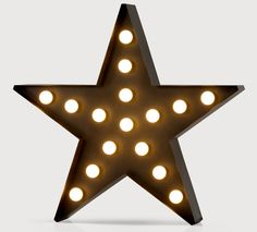 Bring the stars of Broadway to your rented home. Broadway Star Floor Lamp. £139. MADE.COM
