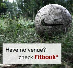 Have no venue?