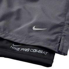 Nike 7 inch phenom 2 in 1 running shorts was $62 built in compression