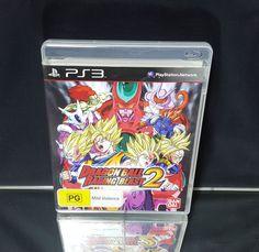 Dragonball Raging Blast 2 - PS3 - PlayStation 3