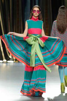 Madrid Fashion Week 2016: Ágatha Ruiz de la Prada