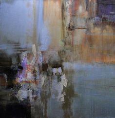 "Saatchi Art Artist Marcela Ramirez-Aza; Painting, ""Terra 5"" #art"
