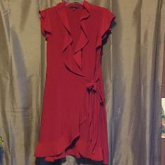 (Flash Sale)Sexy Red Dress Very Nice and Super Sexy...Bought from Macy's Dresses