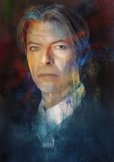 David Bowie Tribute by Rich Davies