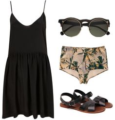 my ideal summer outfit