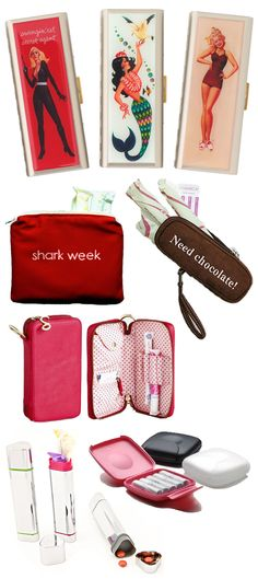 Shark Week: 6 Tampon Cases You Didn't Know You Needed