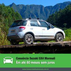 Quem tem o estilo aventureiro e gosta do mundo esportivo precisa conhecer o Suzuki SX4 Mormaii. Acesse: https://www.consorciodeautomoveis.com.br/noticias/consorcio-suzuki-sx4-mormaii-em-ate-80-meses-sem-juros?idcampanha=206&utm_source=Pinterest&utm_medium=Perfil&utm_campaign=redessociais
