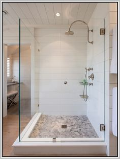 corian shower base