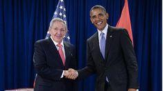 Los presidentes de EE.UU. y Cuba mantuvieron un encuentro a puerta cerrada en el marco de la Asamblea General de Naciones Unidas en el que repasaron la situación de las relaciones bilaterales.