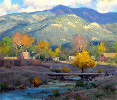 Phil Starke maintains his home and studio in Tucson, Arizona when he is not on the road painting or leading workshops. Description from theartistsroad.net. I searched for this on bing.com/images