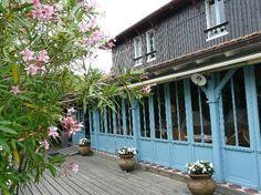 La maison du Bassin @ Cap-Ferret