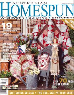 Album senza - - christmas is coming part 3 Picasa. Cross Stitch Magazines, Cross Stitch Books, Book Crafts, Crafts To Do, Red Brolly, Origami, Sewing Magazines, Magazine Crafts, Patterned Sheets