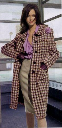 purples browns combo fashion | Keep the Glamour | BeStayBeautiful