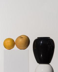Fruit & Vase, 2017