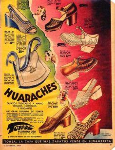 Huarches & Handbags Vintage Para Ti Fashion par SurrenderDorothy, $14.89