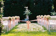 decoração para casamento no campo simples - Pesquisa Google