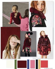KIDSWEAR PRINT + PATTERN - AW 2018/19  Patternbank is an exceptionally great resource with over 20 years in the print, graphics an... Newborn Fashion, Tween Fashion, Dou Dou, Fashion Forecasting, 2020 Fashion Trends, Kids Girls, Girls Dresses, Zara, Aw 2018