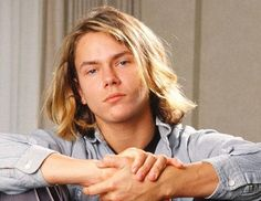 Actor and musician River Phoenix died Oct. 31, 1993, at the age of 23 from a drug overdose, resulting from a lethal combination of heroin, cocaine and other drugs. Phoenix collapsed outside a Los Angeles club where his brother Joaquin Phoenix and sister Rain Phoenix tried unsuccessfully to resuscitate him. Phoenix poses playfully during a Los Angeles photo shoot in 1988. (George Rose/Getty Images)