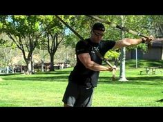 THE EXECUTIONER, some pretty advanced TRX exercises