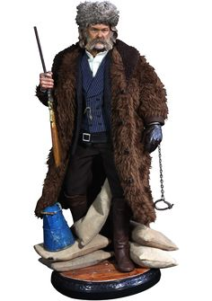 The Hateful Eight The Hang Man John Ruth Sixth Scale Figure | Sideshow Collectibles