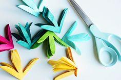 Blog My Little Party - Ideas e Inspiración para Fiestas: DIY: Guirnalda de…