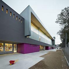 Escuela Ceip El Solell,© Jordi Surroca