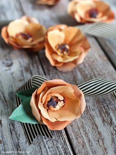 DIY Paper Poppy | Lia Griffith