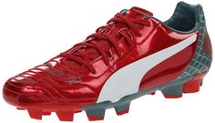 new products 033f6 801b7 PUMA Men s Evopower 4.2 Graphic FG Soccer Shoe Best Soccer Shoes, Puma  Mens, Professional