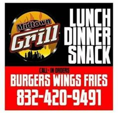 Visit Midtown Grill today!