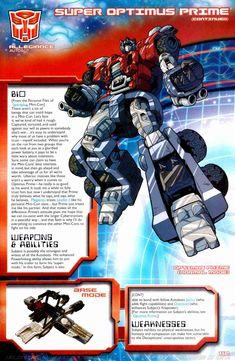 Transformers Universe - Gallery: Armada Optimus Prime