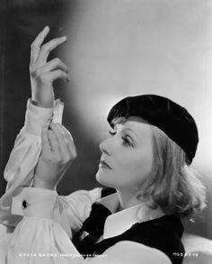 サレント時代のグレタ・ガルボとディートリッヒの帽子ファッション | ギャザリー
