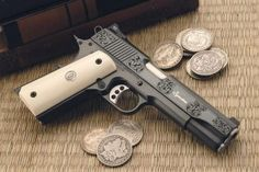 The Volkmann Custom 1911 Pistol