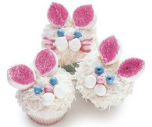 and Activities for Kids Easter bunny cupcakes--but I think I would use something other than the white marshmellows.Easter bunny cupcakes--but I think I would use something other than the white marshmellows. Easter Bunny Cupcakes, Easter Treats, Bunny Cakes, Easter Food, Easter Cake, Easter Decor, Snowman Cupcakes, Easter Centerpiece, Unicorn Cupcakes