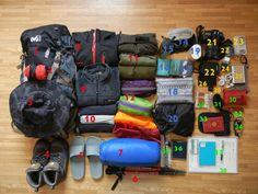 13 kgs too much !   8kgs ok -- カミーノ・デ・サンティアゴ:スペイン巡礼路の旅完全攻略サイト〜準備・移動について