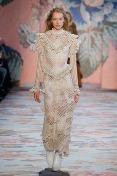 0baa7051eab8 Zimmermann Fall 2018 Ready-to-Wear Fashion Show