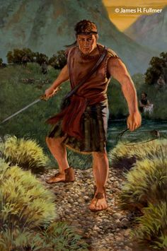 Pictures and descriptions of Book of Mormon people - site full of great games for learning the scriptures & LDS hisory