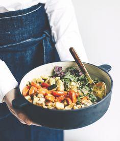 Quinoa Roasted Vegetable Salad