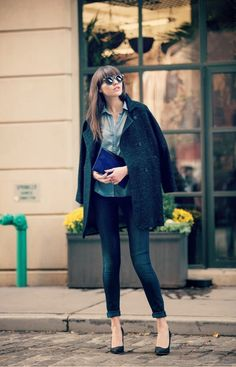 Perfect casual chic outfit