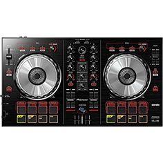 Pioneer DDJ-SB Performance DJ Controller Pioneer http://www.amazon.com/dp/B00GT2HMKO/ref=cm_sw_r_pi_dp_uYBAub0XRWC64