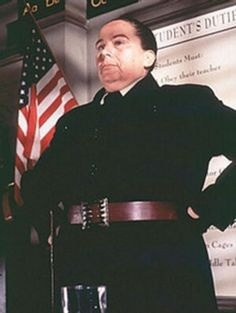Agatha Trunchbull.  Somebody needs to put HER in the chokey!