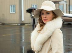 Amy Adams in the movie, American Hustle
