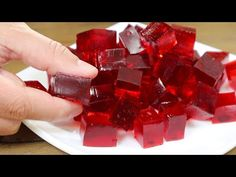 MARMALADA ACASĂ! Trei ingrediente! Gătit jeleu în 5 minute! - YouTube Biscuits, Marmalade, Fruit Smoothies, Popsicles, Ice Cream, Treats, Youtube, Juices, Cooking