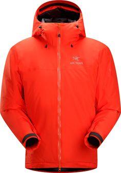 Arc'teryx Men's Fission SL Jacket | AJ's Ski & Sports | Stowe, VT