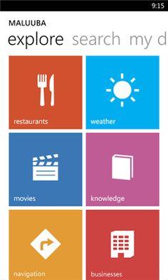 Maluuba, la competencia de Siri en Windows Phone 8
