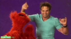 Sesame Street lessons:  15 Men You're Going To Love Even More- Mark Ruffalo and NPH!