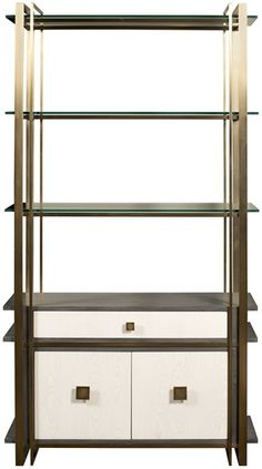 Vanguard Furniture: P220BC-LG - Wallace (Bookcase)