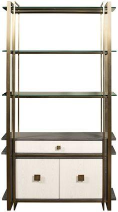 Vanguard Furniture: P220BC-LG - Wallace (Bookcase)