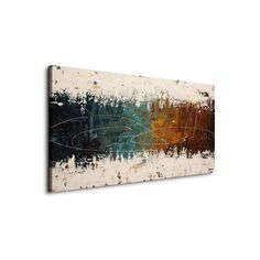 Carmen Guedez ''Catch Me If You Can' 24x48-inch Canvas Art Print - Overstock™ Shopping - Top Rated Canvas