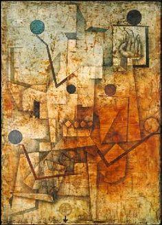 Paul Klee - le diable jongle